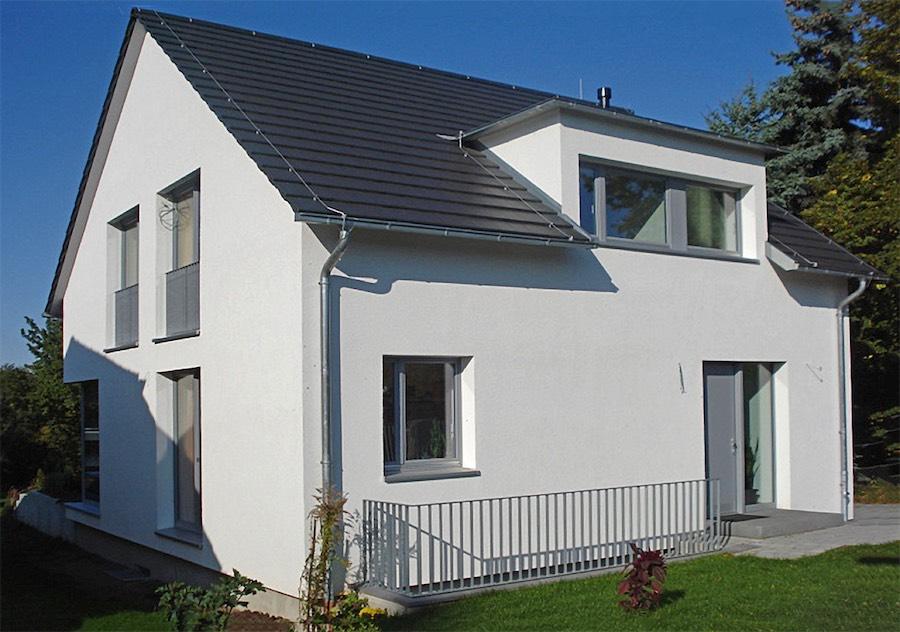 Passivhaus H, Weimar