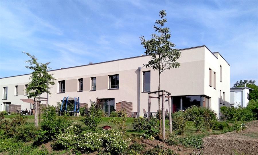 Am Schießhaus 29-33, Weimar