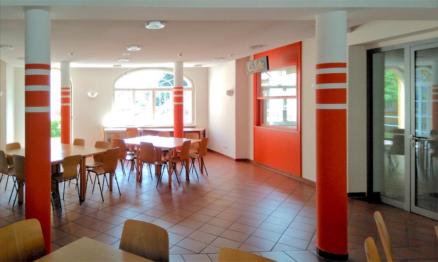 Schulamt Mittelthüringen, Weimar, Cafeteria
