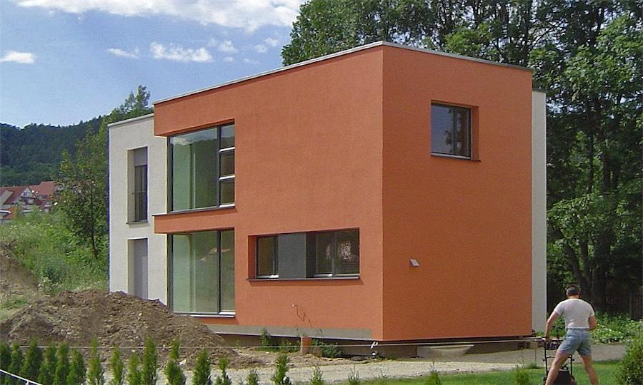 Passivhaus K, Jena