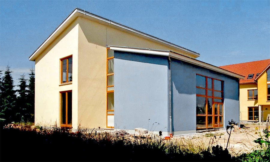 Neubau Schule Milda