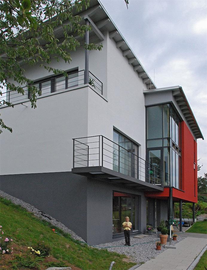 Niedrigenergiehaus P, Freigericht (Hessen)
