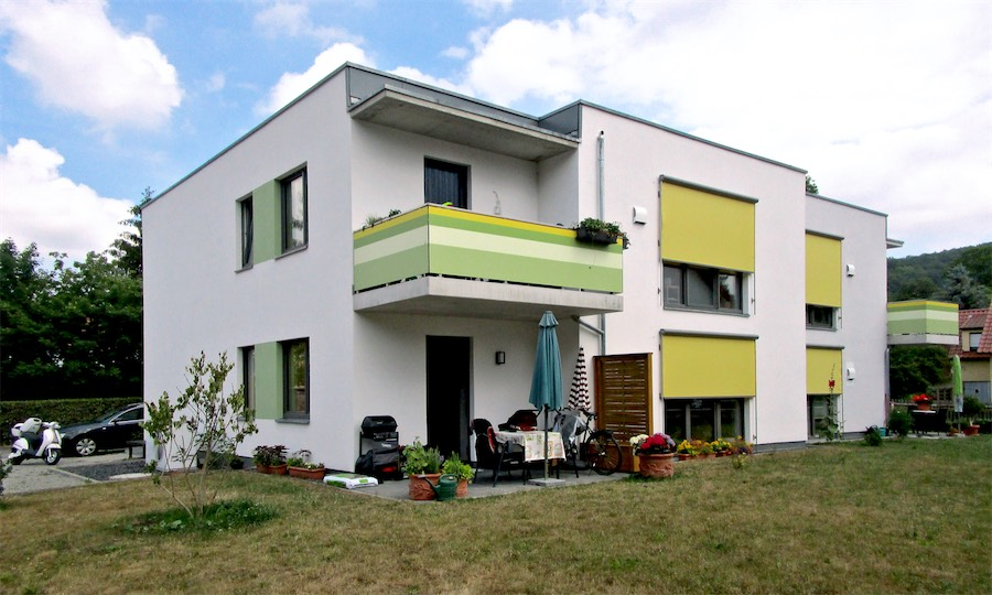 Vierfamilienhaus, Bad Berka