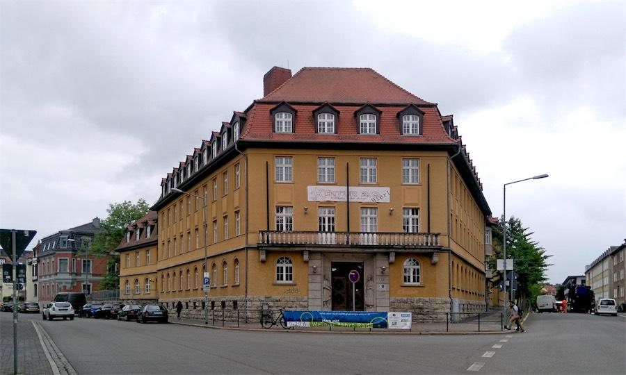Schulamt Mittelthüringen, Weimar